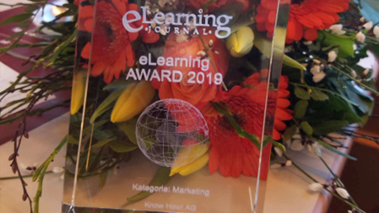 e-Learning Award 2019