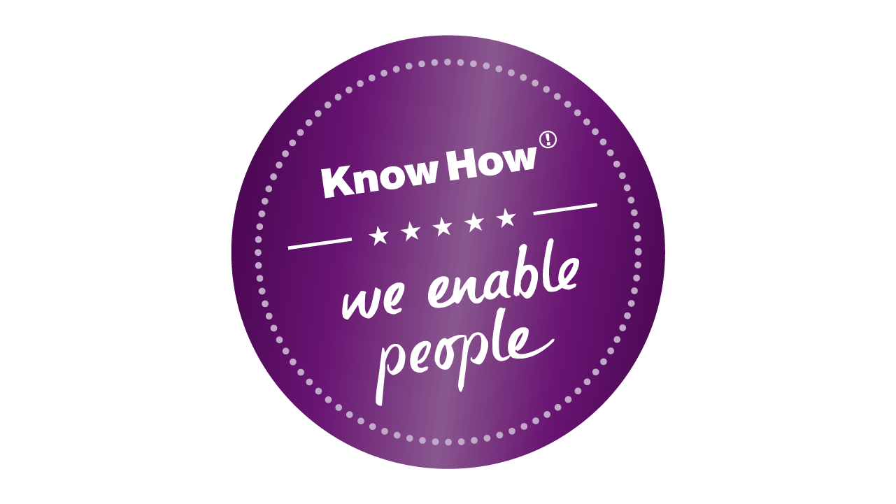 we enable people