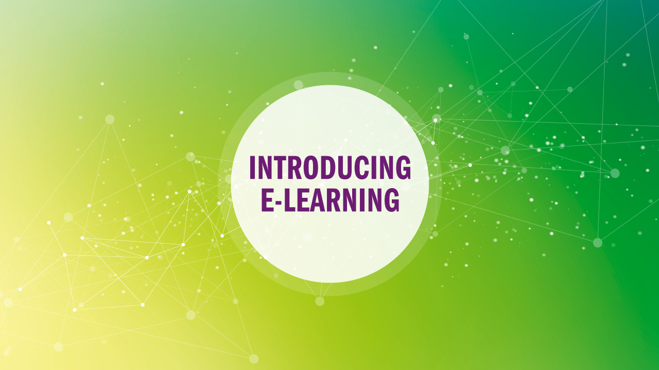 Introducing E-Learning